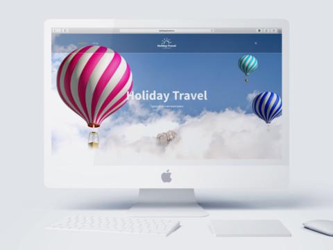 Сайт HolidayTravel