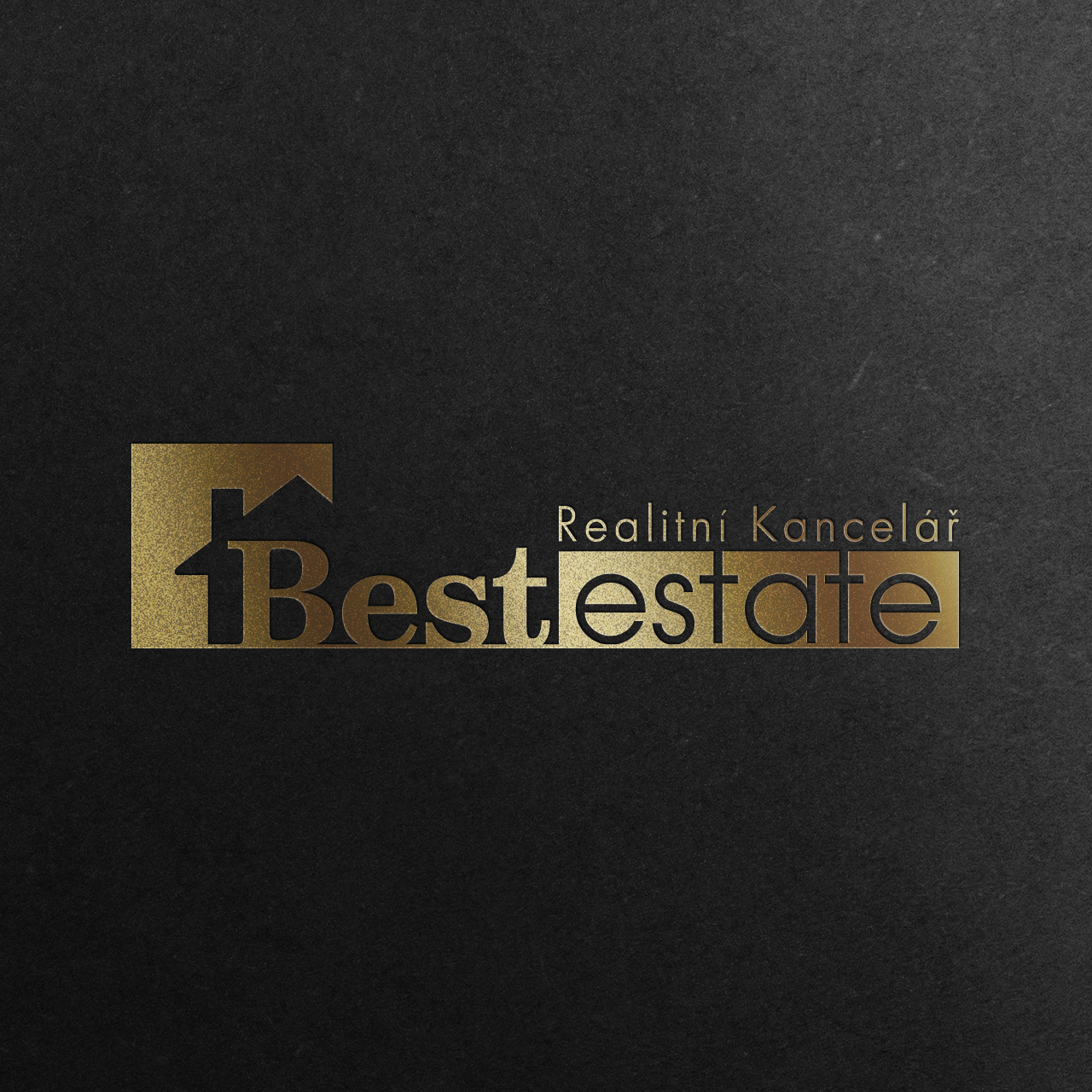 best estate-logo-mockup-gold