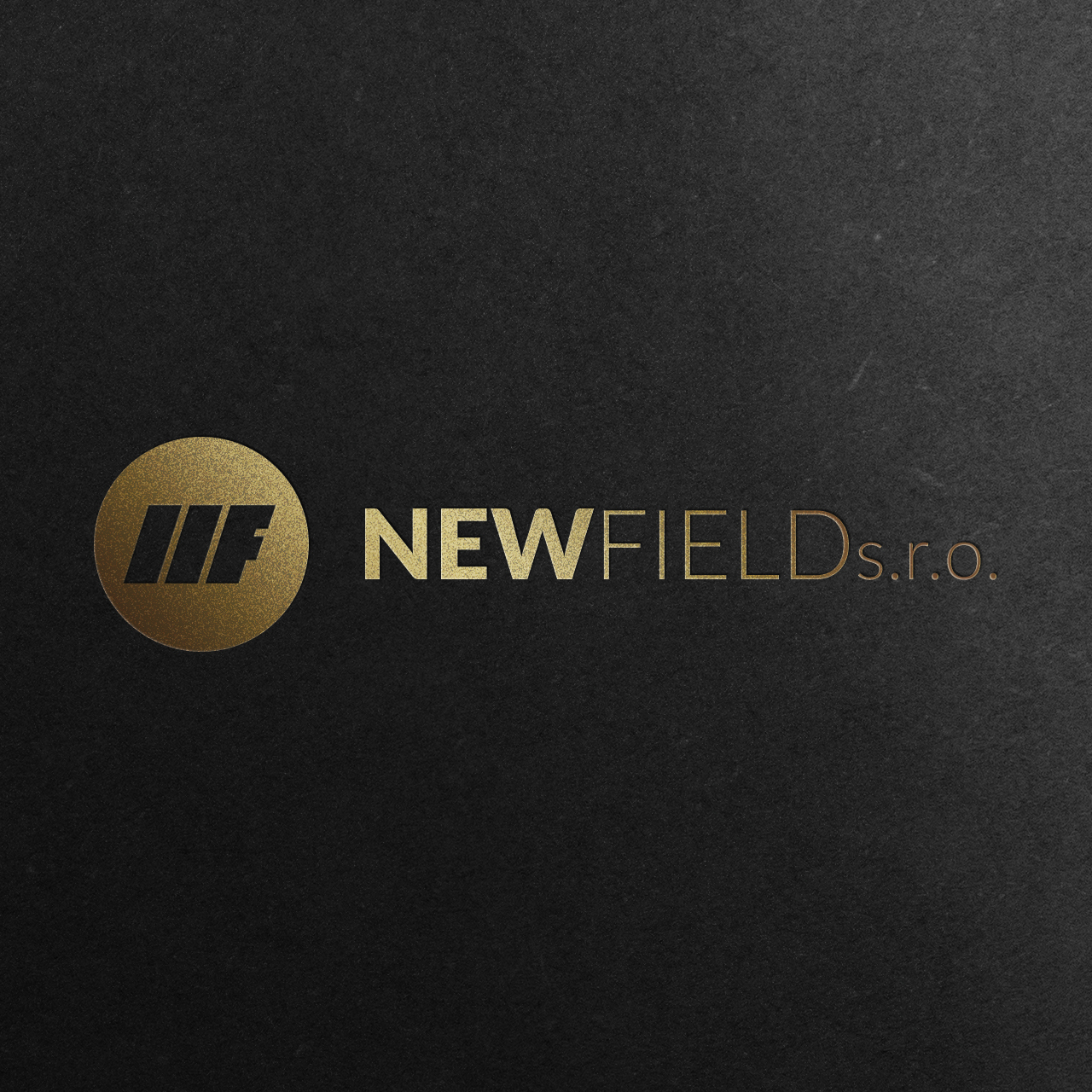 new field-logo-mockup-gold